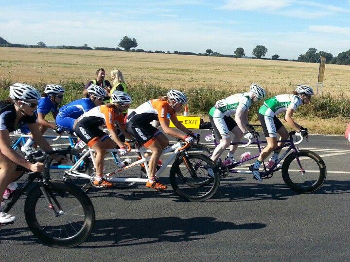 Tandem Race Bike Mtb