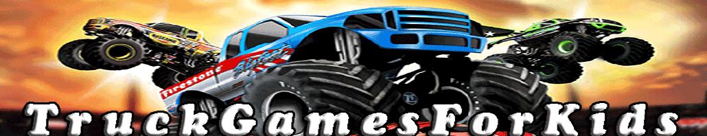 Play Best Monster Truck Games & Truck Games At : http://www.truckgamesforkids.net