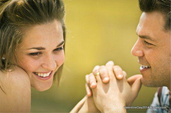 Flirten verbal