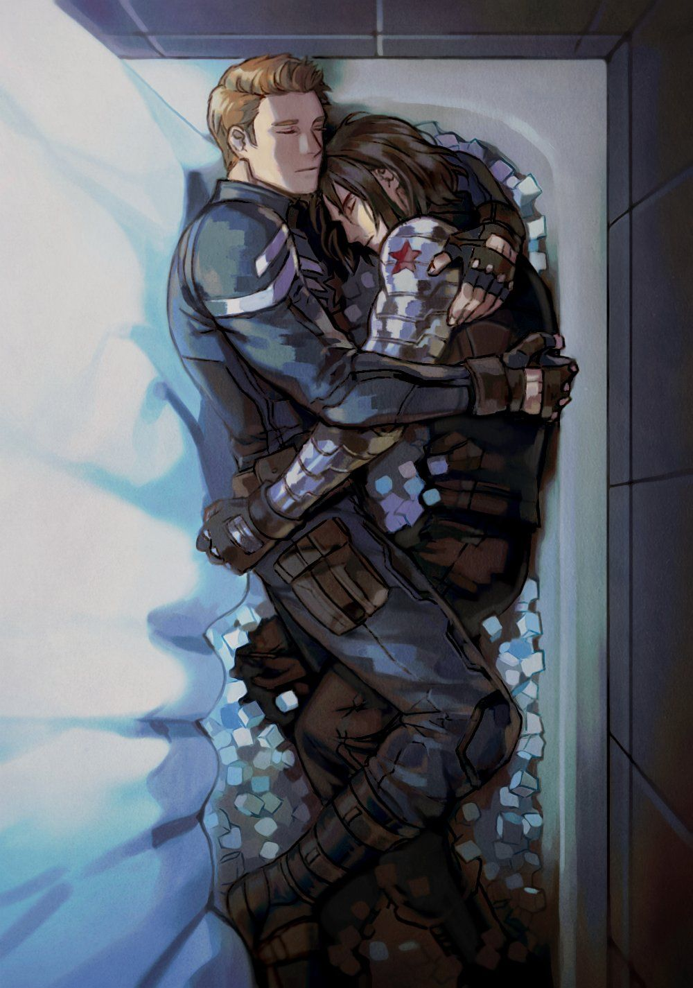 Pin by Elena Jackson on Stucky | Marvel, Stucky, Steve rogers bucky