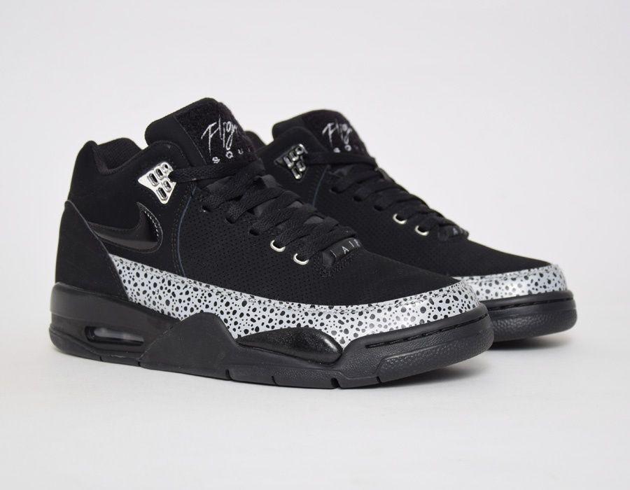 Nike Flight Squad QS Black #sneakers