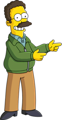 Ted Flanders Wikisimpsons The Simpsons Wiki The Simpsons Simpsons Characters Ned Flanders