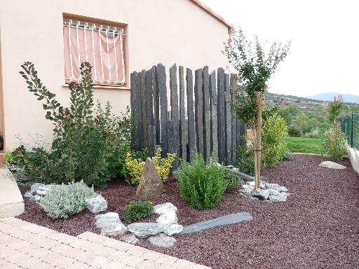 jardin min ral et v g tal cr ation de jardin r alis par sud jardins en mai 2010 l 39 art du. Black Bedroom Furniture Sets. Home Design Ideas