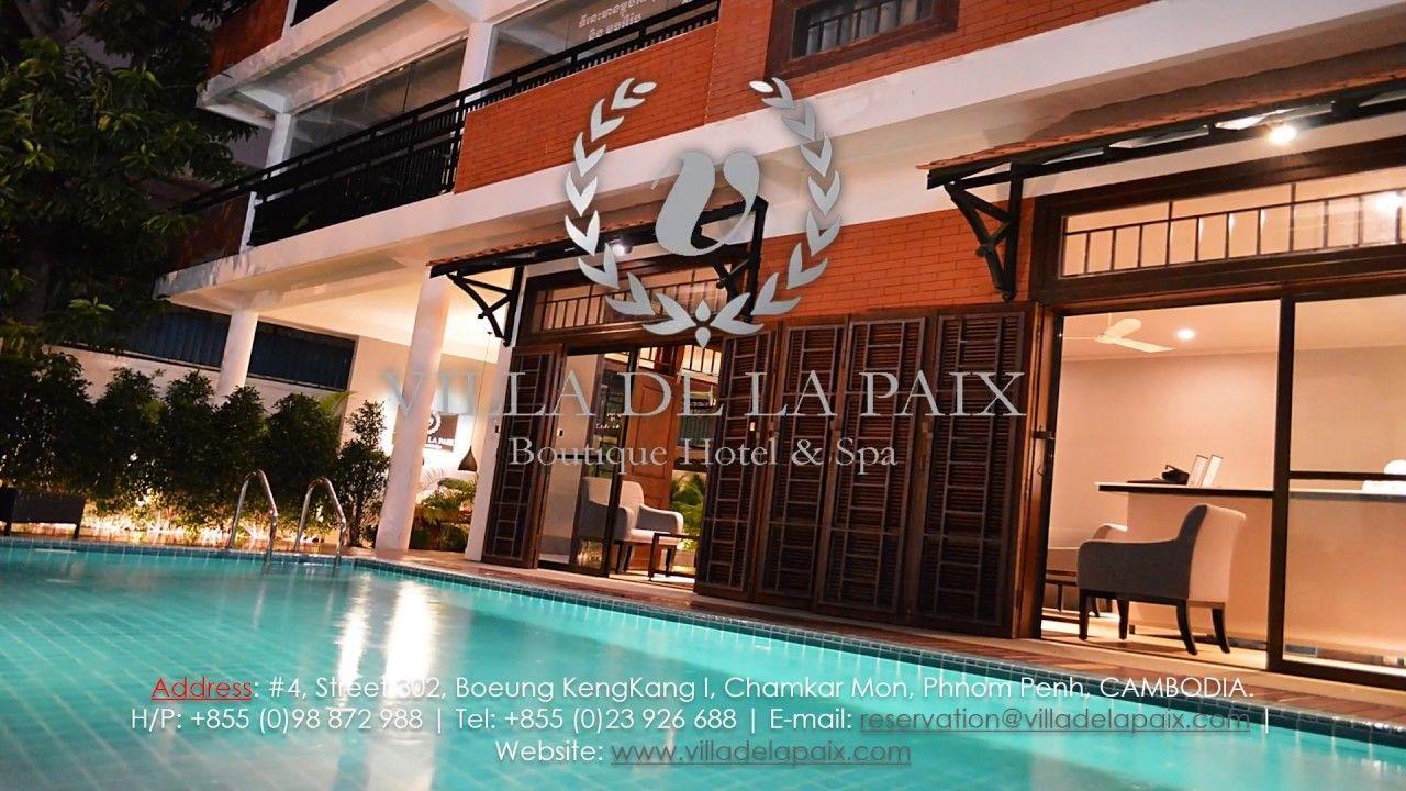 Slideshow Villa De La Paix Boutique Hotel