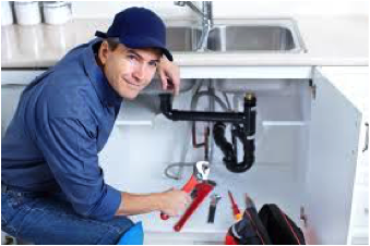 SAM FLUSHING shirt & cap Plumbing, Plumbing emergency