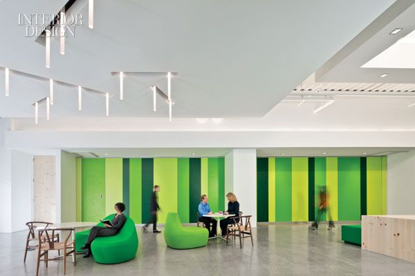 Check Out Nokias Silicon Valley RD Offices By Gensler