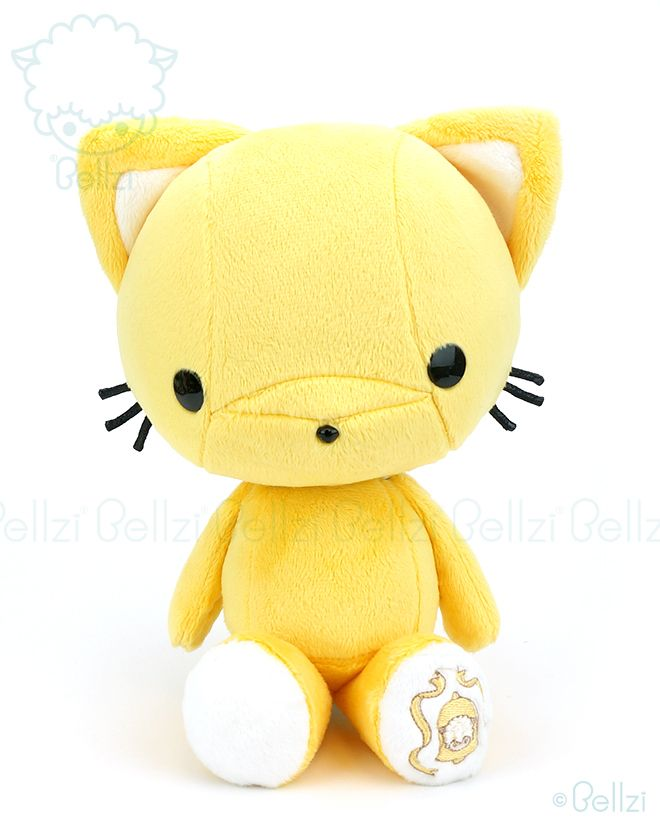 Pin By Bellzi Inc On Bellzi Cute Kitty Cat Stuffed Animal Plush