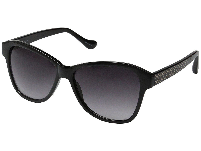 63.36$  Watch here - http://vieac.justgood.pw/vig/item.php?t=pd78xbd1936 - Ivanka Trump 055-10 Black Fashion Sunglasses