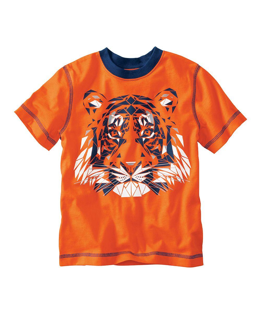 Orange Daybreak Creature Tee - Infant, Toddler & Boys
