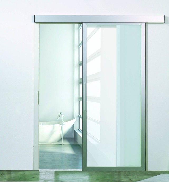 Charming Ihre Glastür | Glaschiebetür | Tür Als Türersatz Für Das Badezimmer   Inova