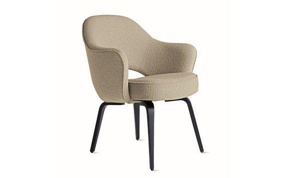 Saarinen Executive Armchair   Wood Legs