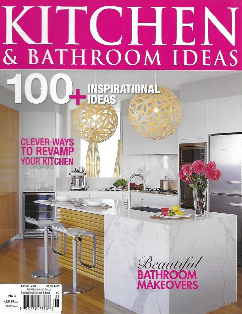 Best Kitchen And Bathroom Ideas Magazine Makeovers Over 100 400 x 300