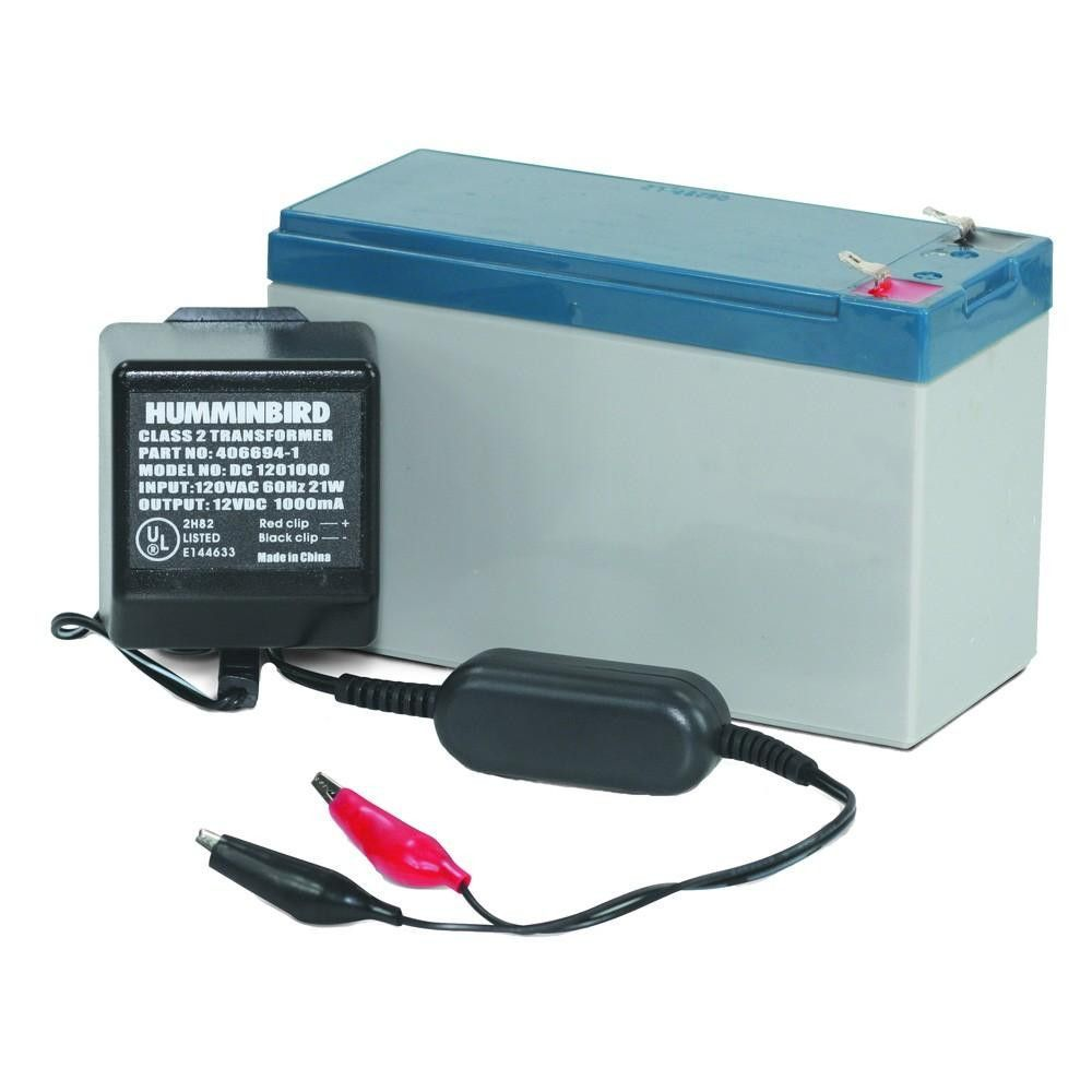 Humminbird Gcbk Portable 7 Amp Battery Charger Products Nmea 0183 Wiring Diagram