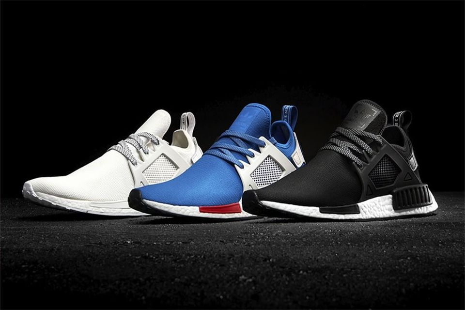 online retailer c0a46 88e99 Adidas NMD XR1 Black Friday Colorways