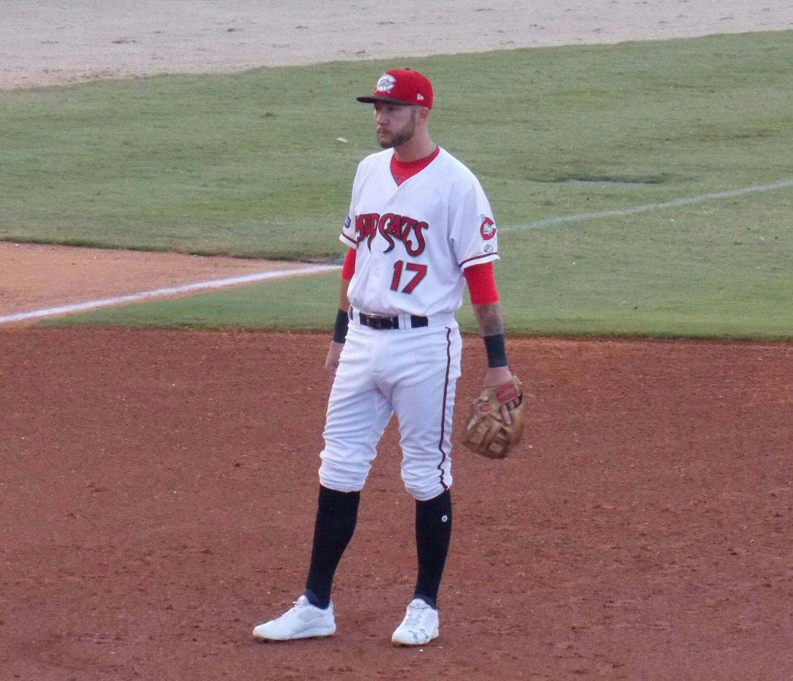 Lucas Erceg Carolina Mudcats Minor League Baseball Sports