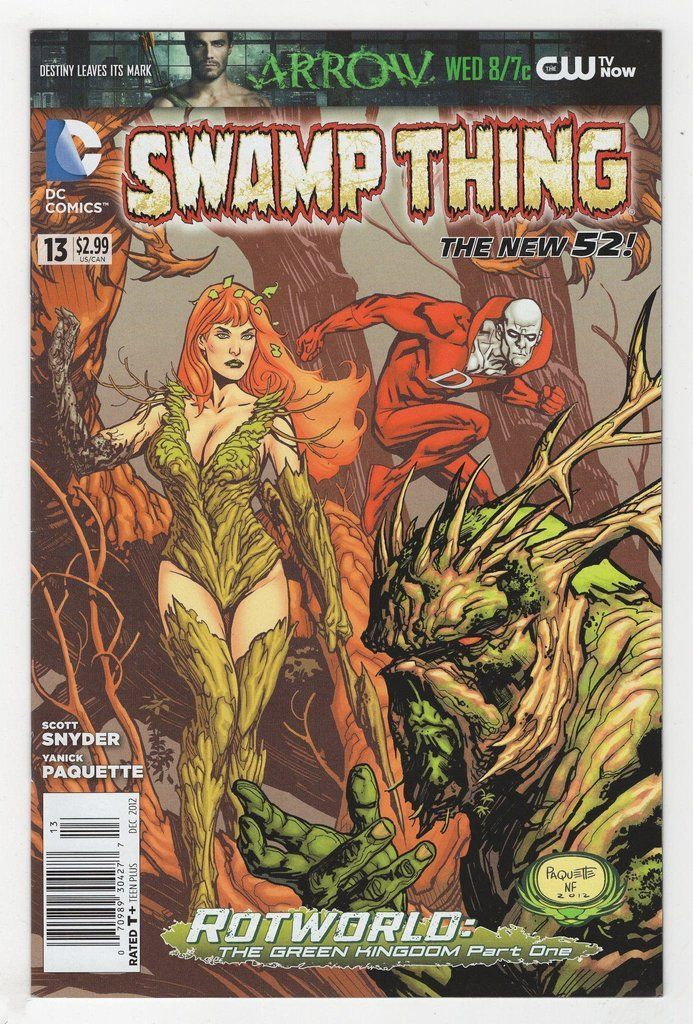 Swamp Thing #13 Regular Yanick Paquette Cover (2012) #swampthing Swamp Thing #13 Regular Yanick Paquette Cover (2012) #swampthing Swamp Thing #13 Regular Yanick Paquette Cover (2012) #swampthing Swamp Thing #13 Regular Yanick Paquette Cover (2012) #swampthing