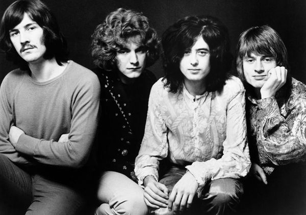 Led Zeppelin 1960s Led Zeppelin Led Zeppelin Songs Zeppelin