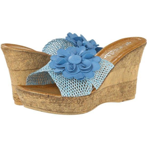 Womens Sandals PATRIZIA Extravagant Blue