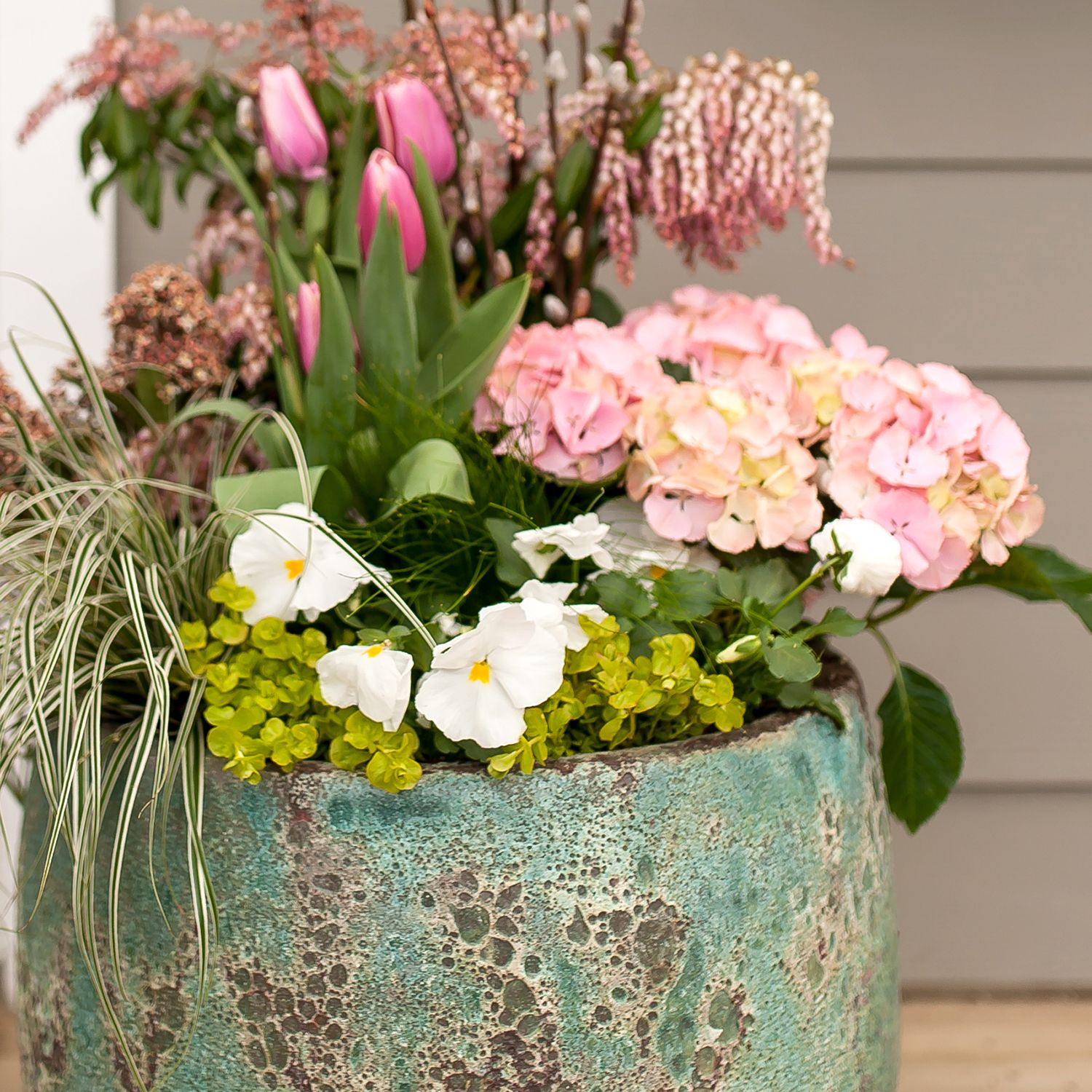 Jason's Guide to Container Gardens When to plant