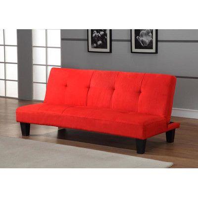 Inroom Designs Klik Klak Convertible Sleeper Sofa Reviews Wayfair