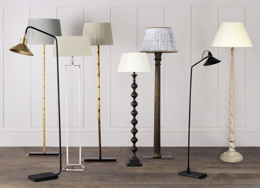 How To Measure a Lampshade Size OKA Blog Lamp shades