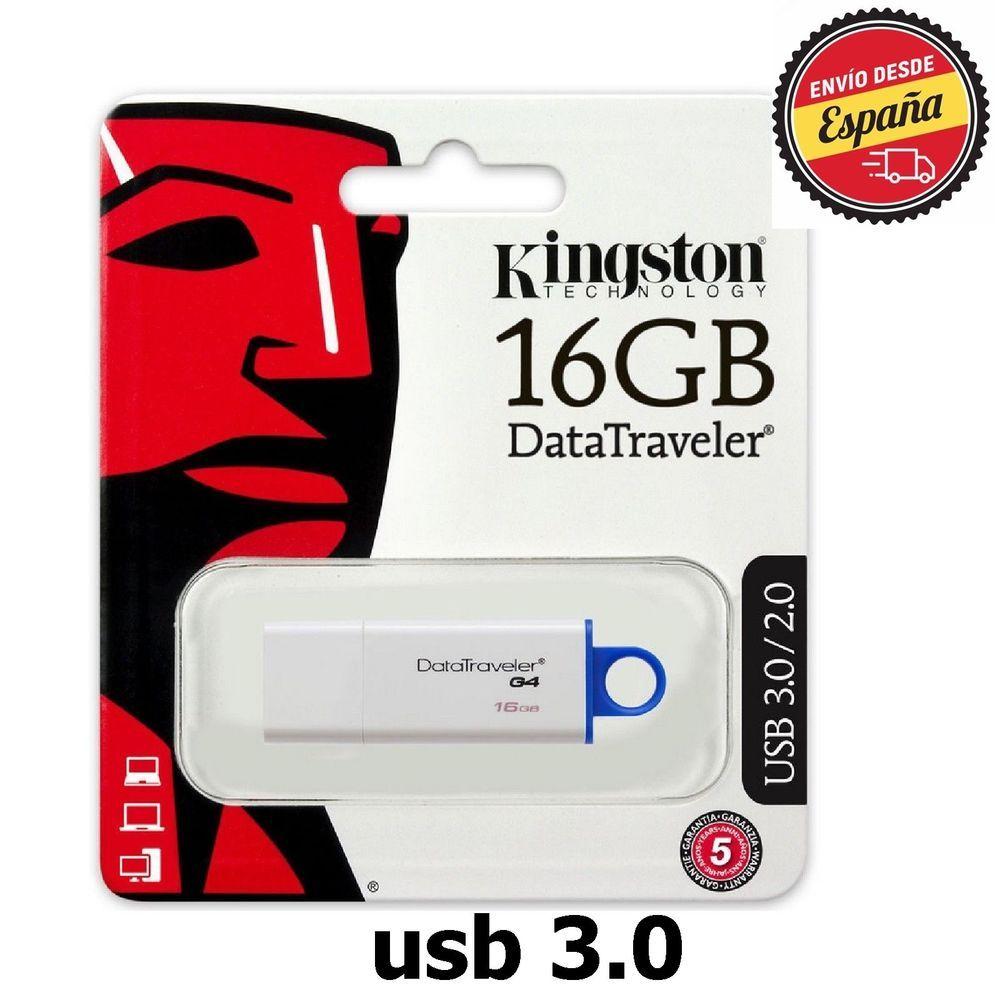 Pendrive 16gb Kingston 16 Gb Usb 3 0 Dt50 16gb 4 Generacion