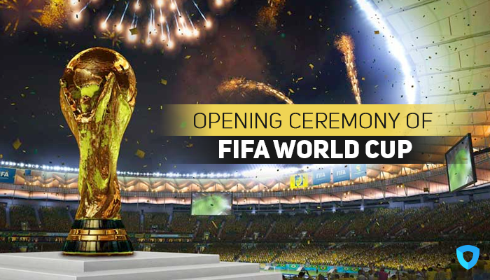 How To Watch Fifa World Cup 2018 Opening Ceremony Date Time Location And Performers World Cup Fifa World Cup Fifa