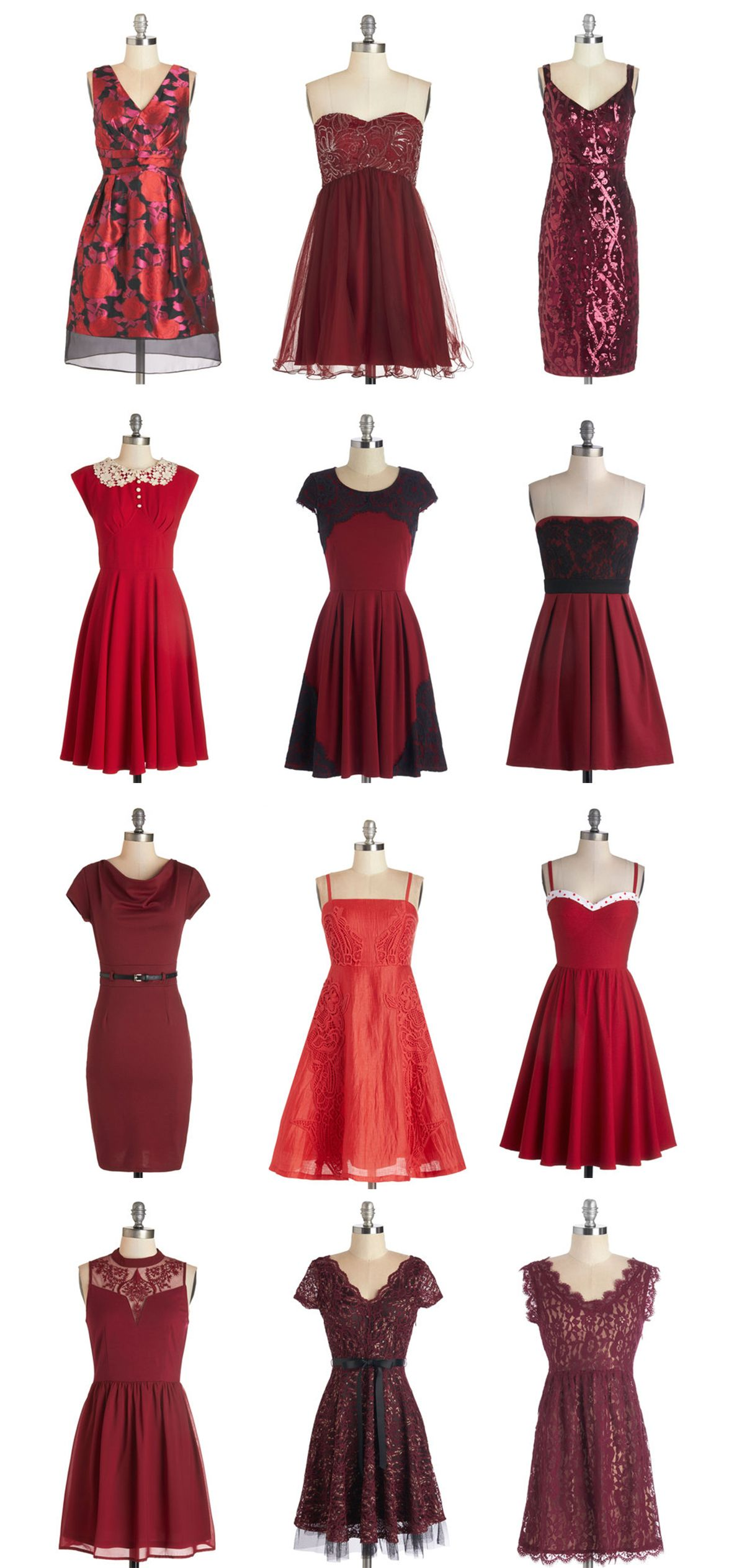 Red Dresses Cute For Date Night Girls Night Out Parties Cocktails And Valentine S Day Devochka Golovnye Ubory Garderob