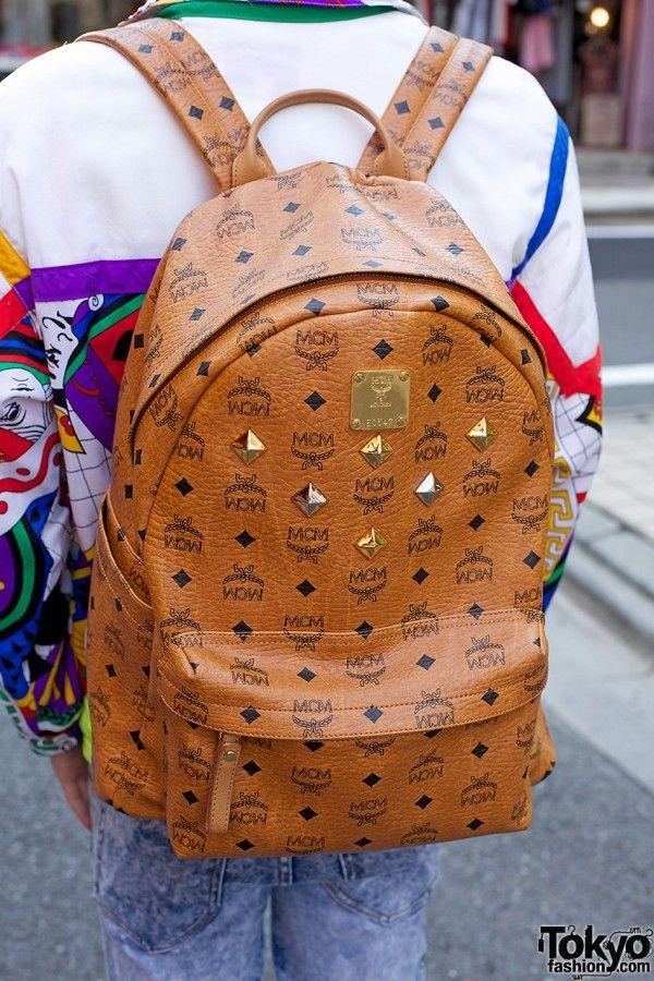 MCM Backpack | Mcm bags, Mcm bag backpacks, Mcm backpack