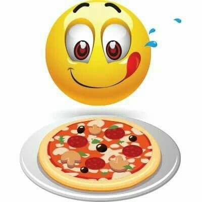 an entire pizza just for me emoji faces eating. Black Bedroom Furniture Sets. Home Design Ideas