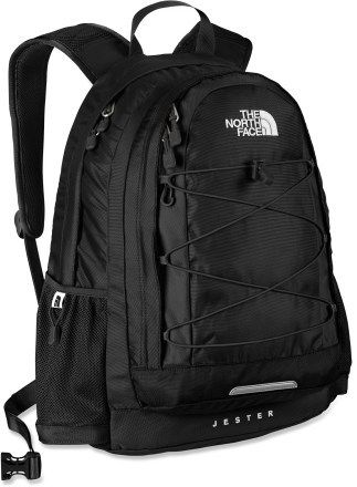 0e45711453 Northface backpack love the black jester….. and a monogram would be a nice  touch  )