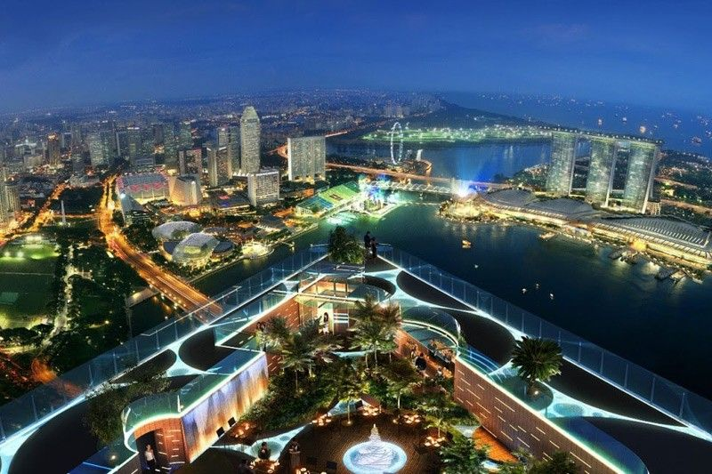 1 Altitude Sg Best Rooftop Bars Singapore Travel Rooftop Bar