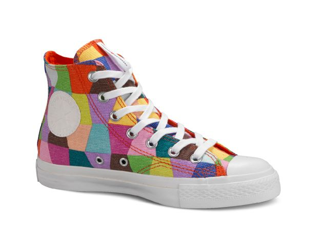 Marimekko Converse   foundations.   Converse, Sneakers, New