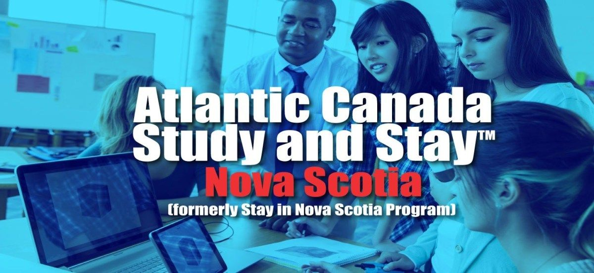 The Atlantic Study And Stay Program Canada travel