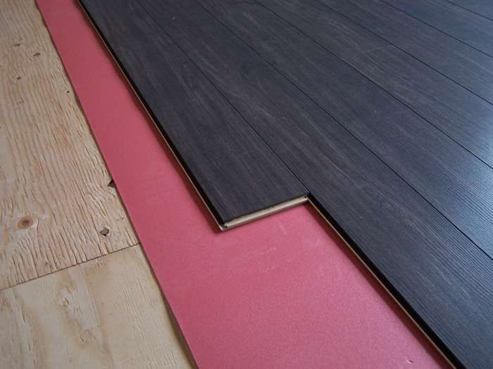 Overwhelming Alluring How To Install Laminate Flooring Top Home