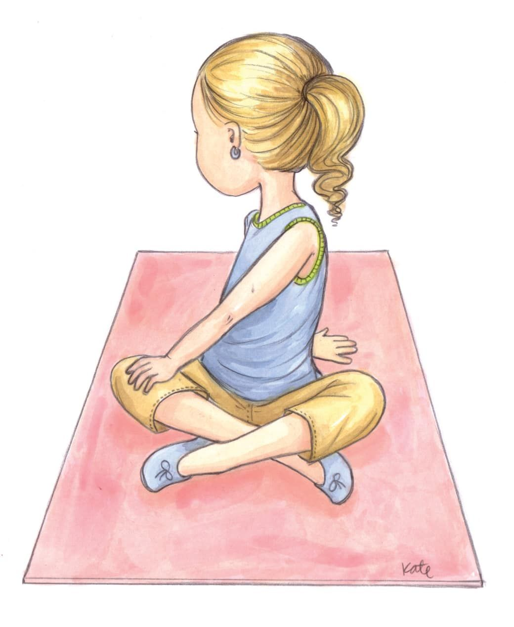 12 Kid Friendly Yoga Poses To Focus And Destress