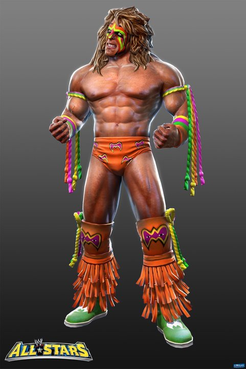 Wwe Y All Have To Pay Some Respect To The Ultimate Warrior Man I Use To Watch Wrestling Every Week Ultimate Warrior Ultimate Warrior Costume Wwe