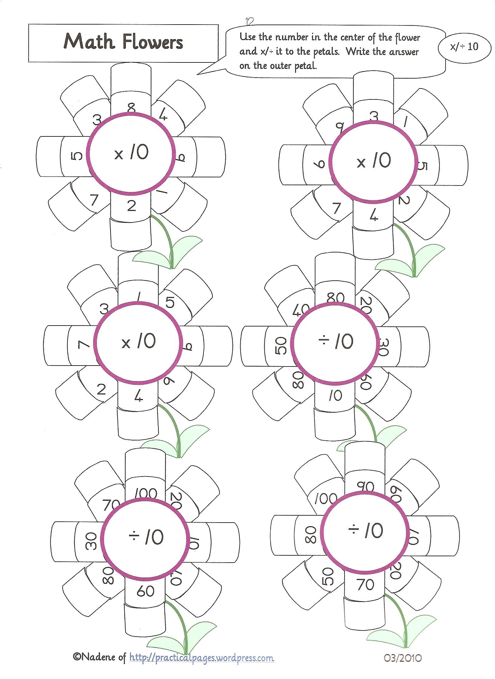 Blog Maths Flowers 005 In