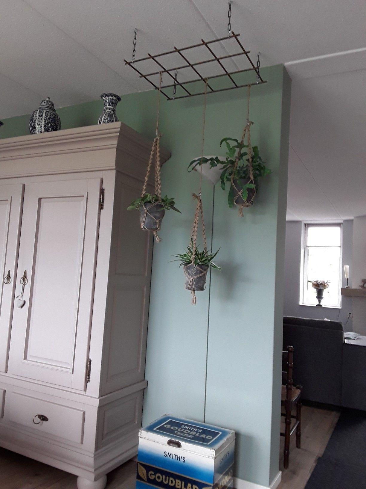 Plantenhanger Aan Betongaas Plantenhanger Huis
