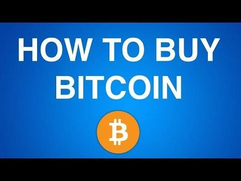 Where to buy bitcoin cryptocurrency