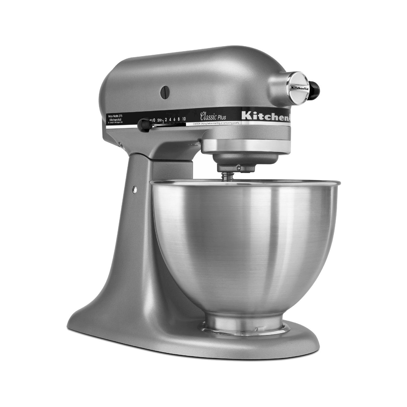 Kitchenaid classic 45qt stand mixer with images