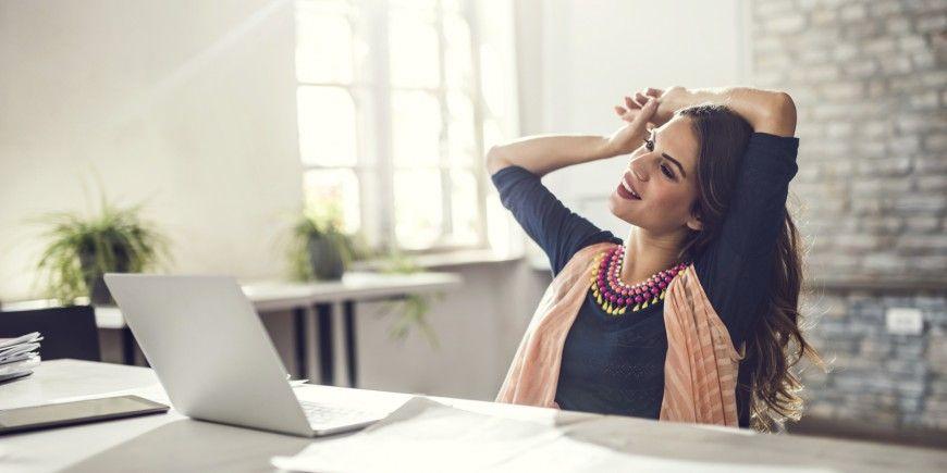 Fit im Büro: Übungen für Schultergürtel und ...
