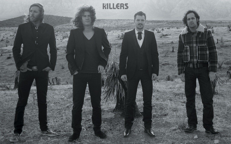 The Killers music bands Brandon Flowers wallpaper | 1440x900 | 313558 | WallpaperUP