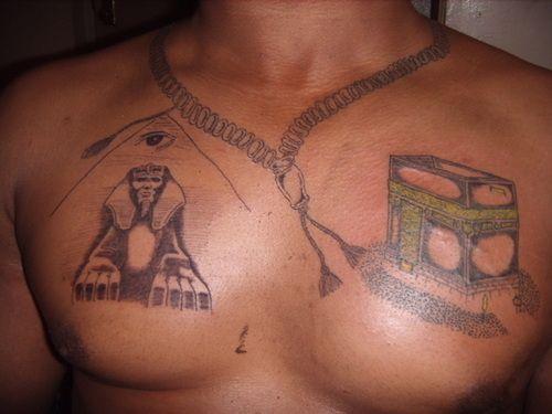 Pin on Egyptian Tattoo Ankh Eye of Horus Anubis