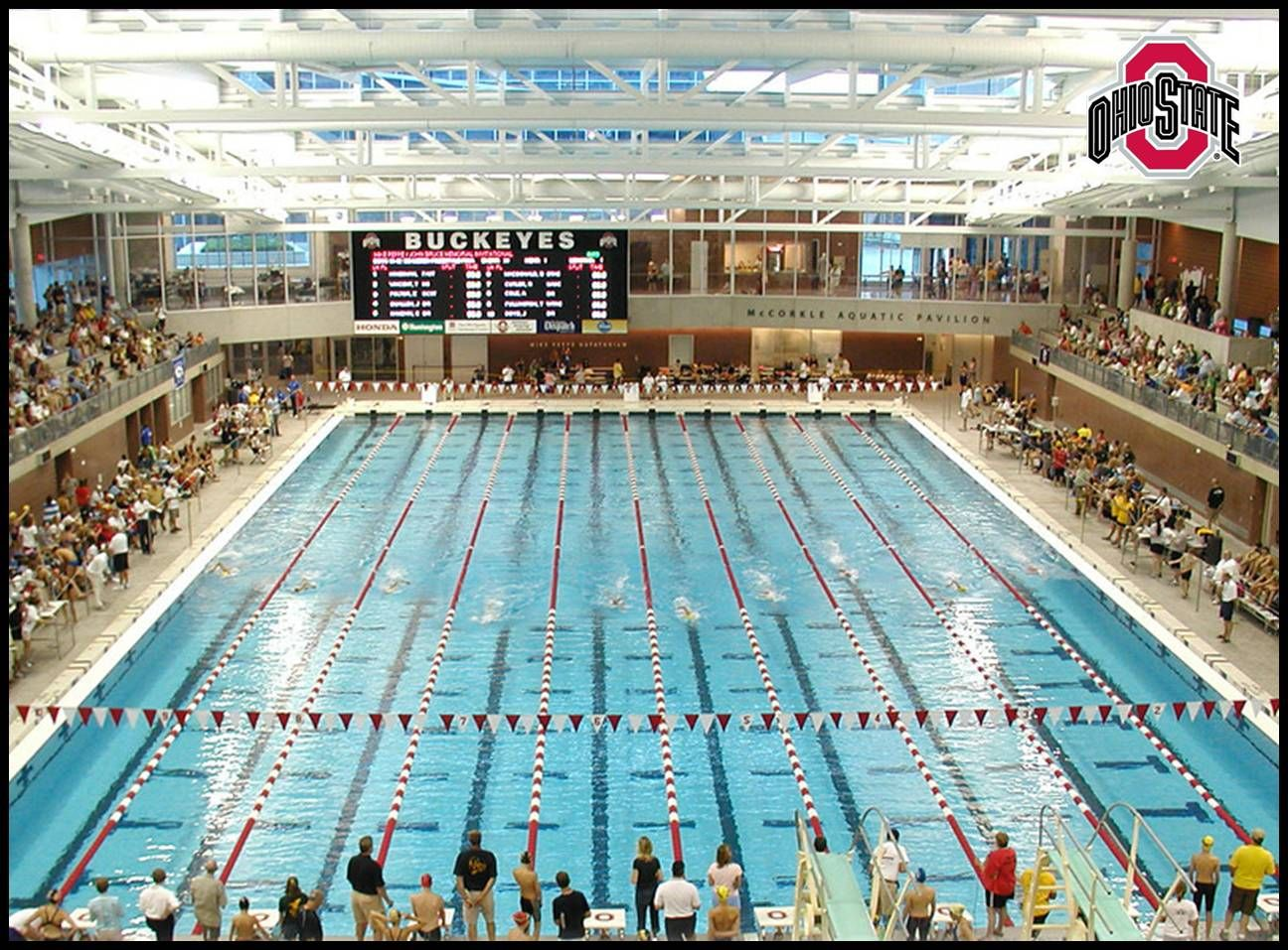 Another Look At The Racing Pool At Ohio State Ohio State