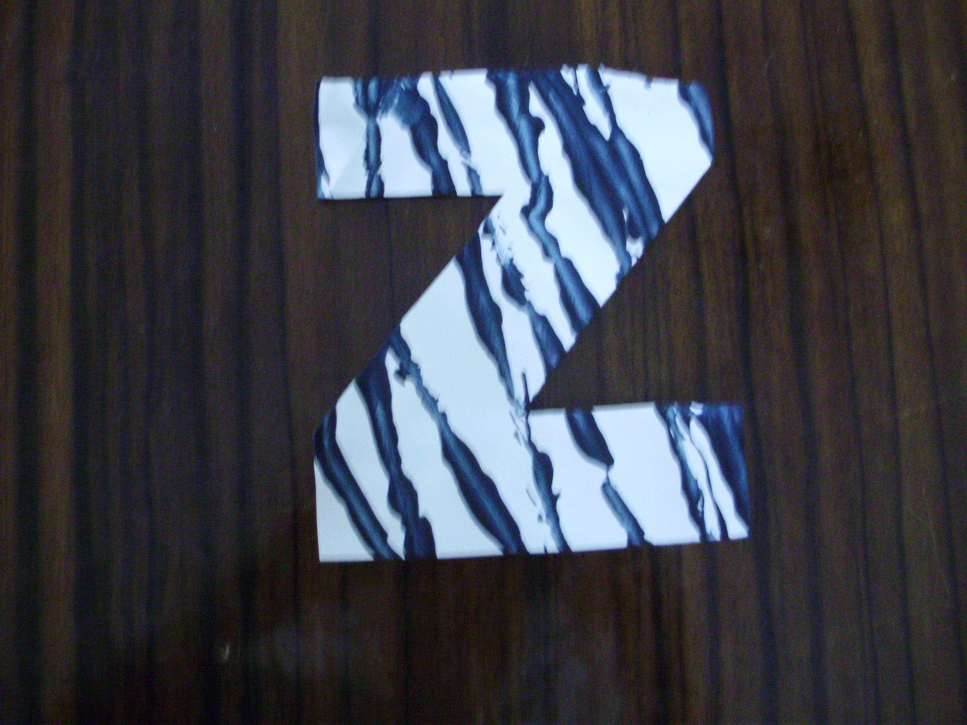 Z Is For Zelda Zebra Houghton Mifflin Alphafriends