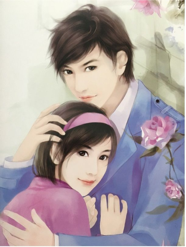 Pin By Ily Zhang On Couple 3d Anime Love Couple Anime Couple Art