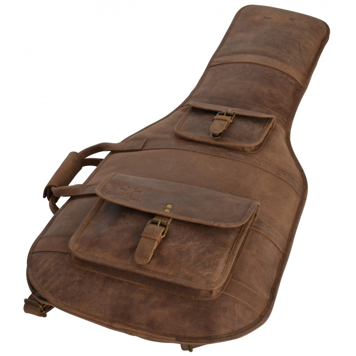 Vintage Guitar Case Google Search Couro Violao Instrumentos