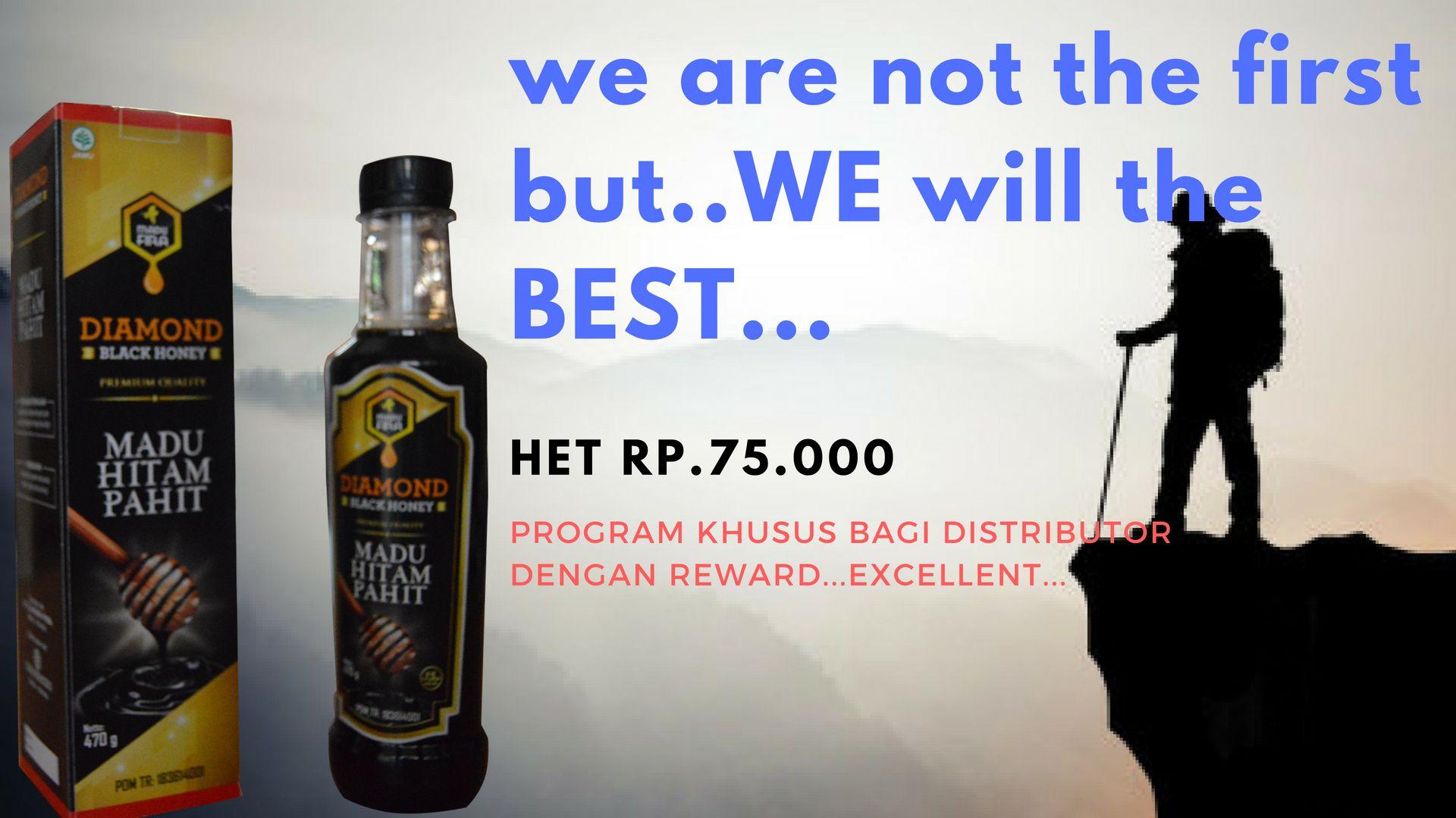 081383465701 Diamond Black Honey Adalah Madu Hitam Pahit Dari Az Zikra Original Agen Propolis