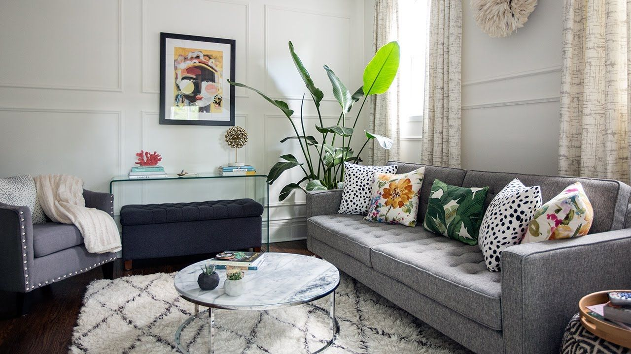 Decorator Emilia Wisniewski Of Studio 1nine1 Shares A Small Home